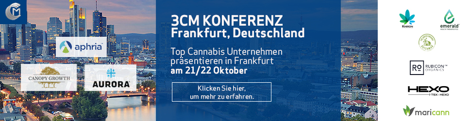 Canadian Cannabis Capital Markets Konferenz - www.3cmconference.de